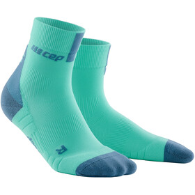 cep Short Socks 3.0 Kobiety, mint/grey